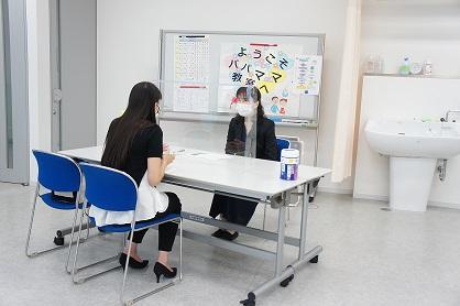 【助産学専攻科】10/10(日)助産学専攻科入試相談会を開催しました。