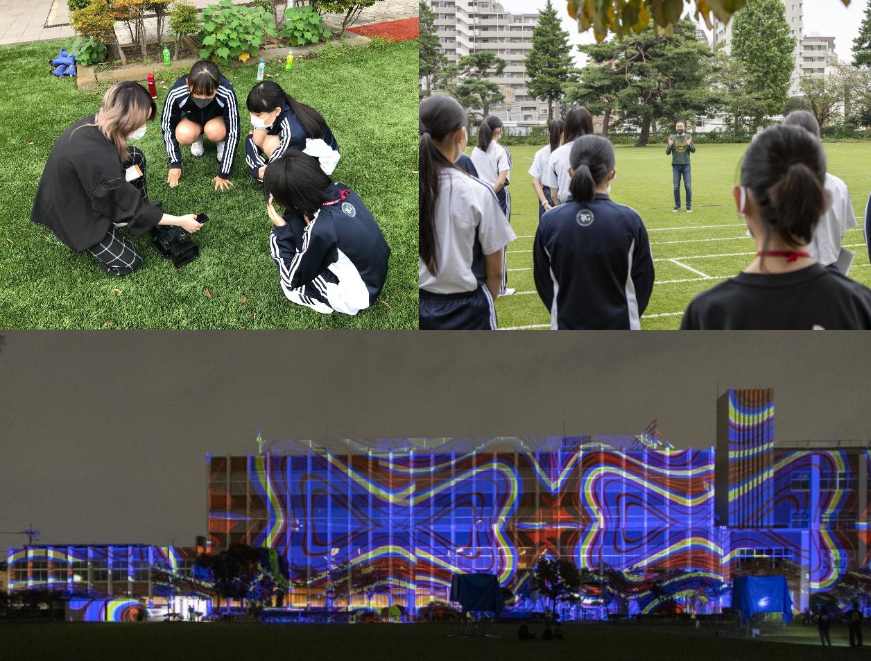 コロナ禍の中、高校生と大学生が協力。渡邉研究室と東京女子学院中学校・高等学校が行う高大連携
